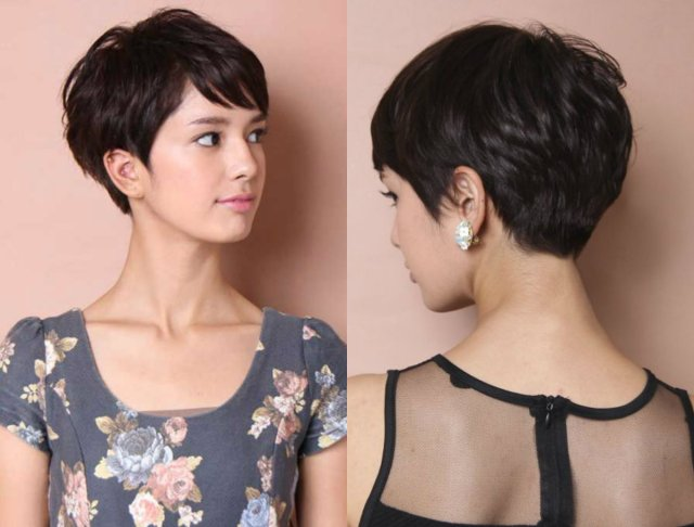 vibrant layered pixie haircuts 2017 | hairdrome