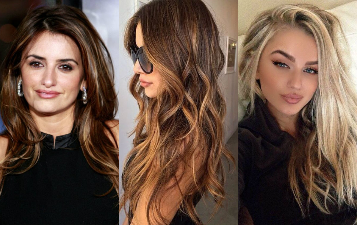 Inspiring Ideas For Long Hair With Highlights