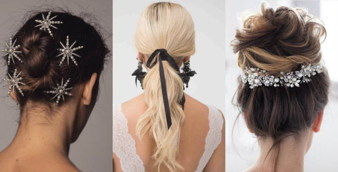 Image Result For Bridal Hairstyle Long Hair
