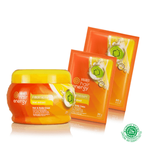 Hair Energy Hair & Scalp Creambath Kiwi Extract