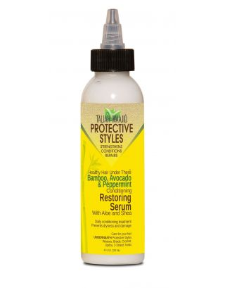 Taliah Waajid Healthy Hair Under There™ Bamboo, Avocado And Peppermint Conditioning & Restoring Serum 118 Ml