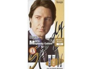 Bigen Mens Hair Colour Mediumbrown