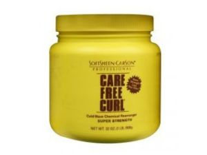 Care Free Curl Cold Wave Chemical Rearranger Super 32oz