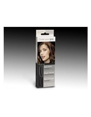Cover Your Gray Color Comb Black