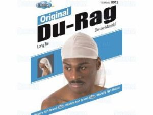 Dream World Original Du-Rag White