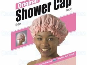 Dream World Womens Shower Cap Original Assorted Color