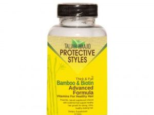 Taliah Waajid Thick & Full™ Bamboo And Biotin Vitamins For Healthy Hair