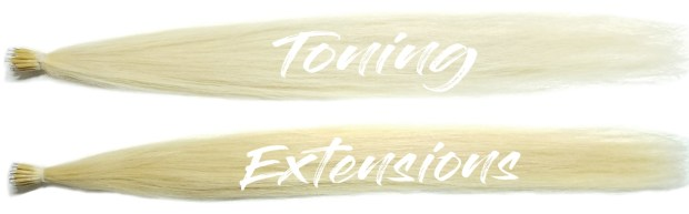 Can-I-tone-my-hair-extensions