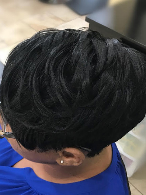 female hair cut, womens hair cut