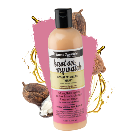 Aunt Jackies Knot on My Watch Instant Detangling Therapy 12oz