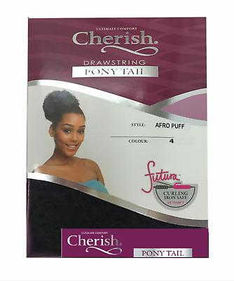 Cherish Ponytail Afro Puff