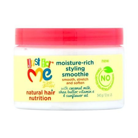 Just For Me Natural Hair Nutrition Styling Smoothie 12oz