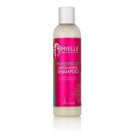 Mielle Organics Mongongo Oil Exfoliating Shampoo 8oz
