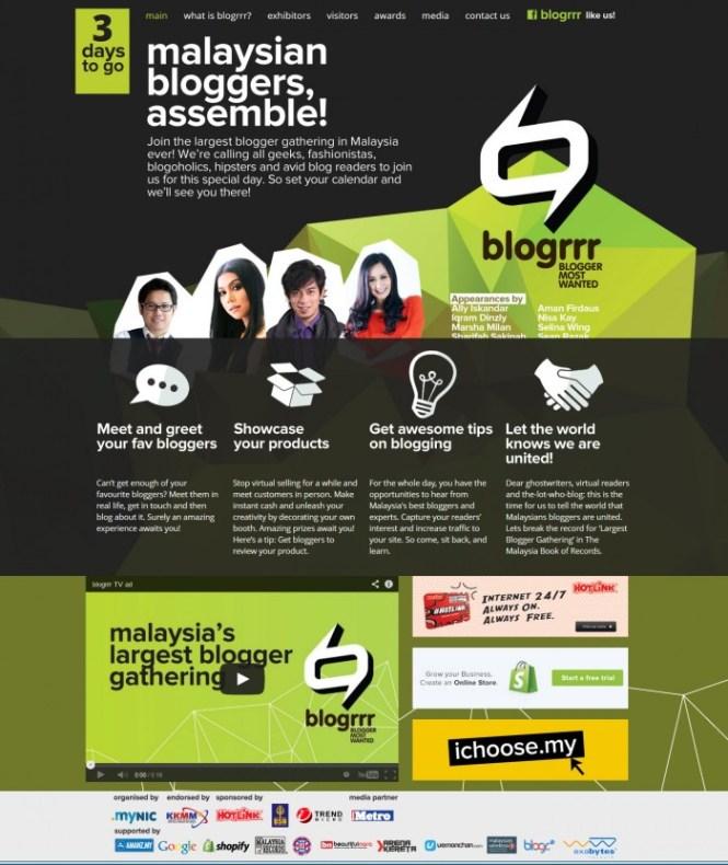 Perhimpunan Blogger Malaysia