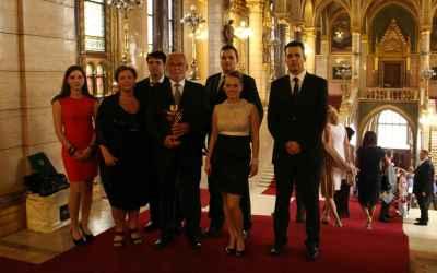 Magyar Termék Nagydíjas az Ilcsi – 2012