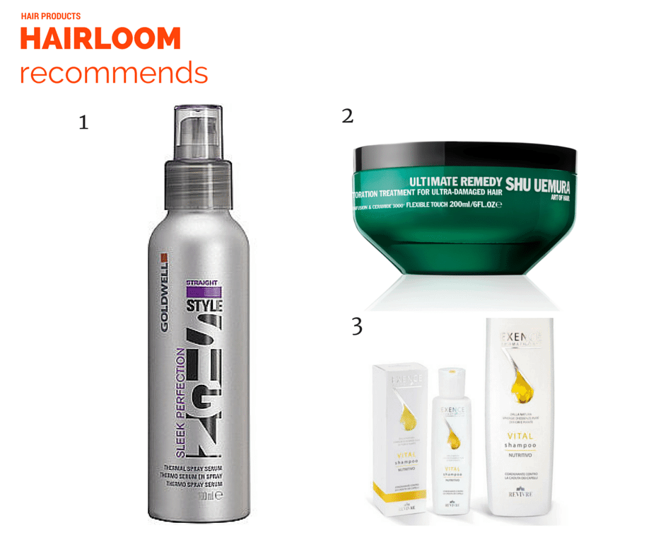 Hairloom recommends