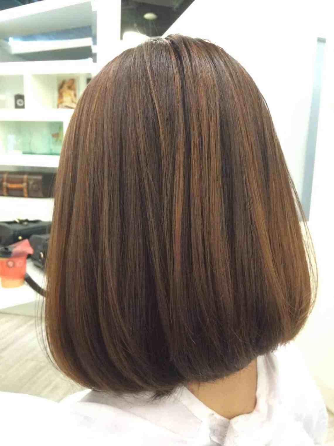 brown balayage hairloom salon