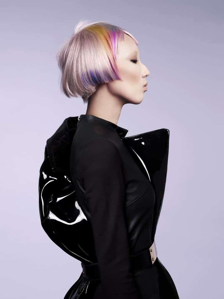 Goldwell ColorZoom Semi Finalist Fern Wong Hairloom 2016