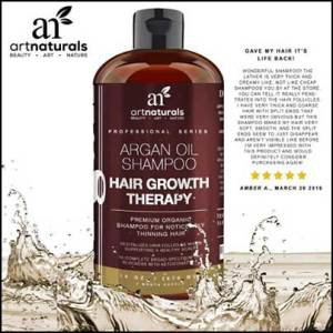art-naturals-sulfate-free-organic-argan-oil-hair-loss-shampoo