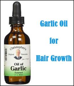 garlic-iol-for-hair-loss
