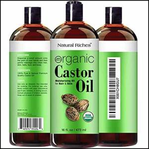 Thick-Hair-Organic-Castor-Oil-Cold-pressed-for-Hair-Loss-&-Dandruff