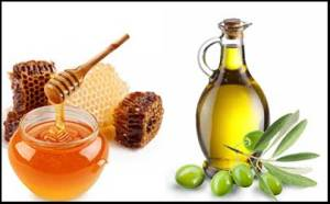 honey-and-olive-oil-for-women-hair-loss