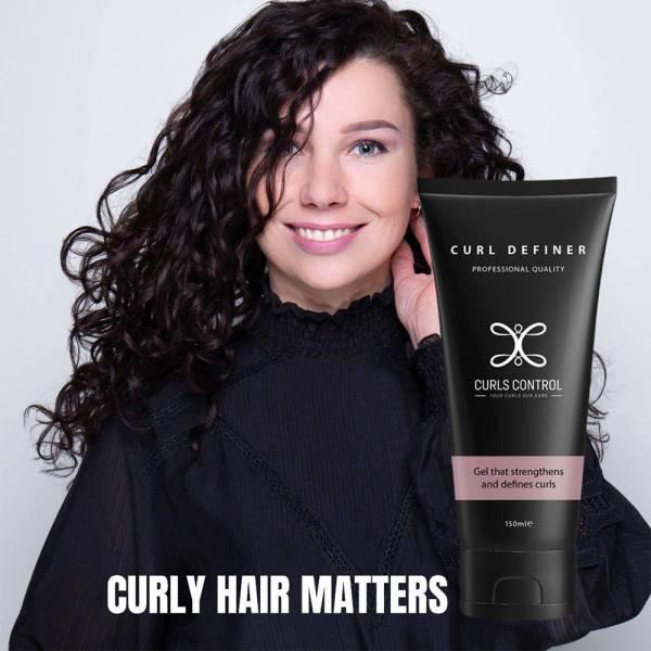 Curls Control Curl Definer