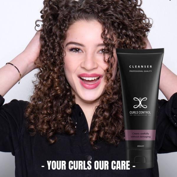 Curls Control Cleanser