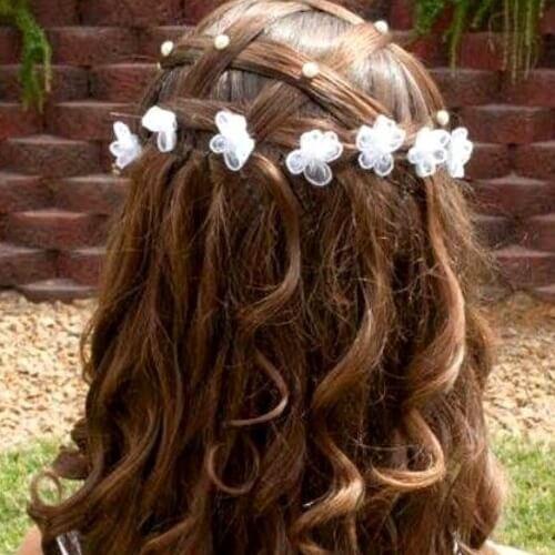 50 First Communion Hairstyles Ideas Hair Motive Hair Motive