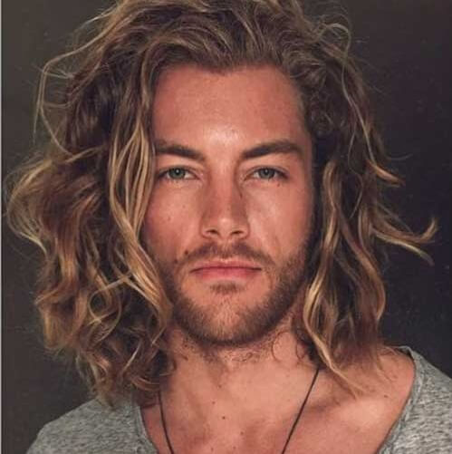 Image Result For Beach Hairstyles For Men