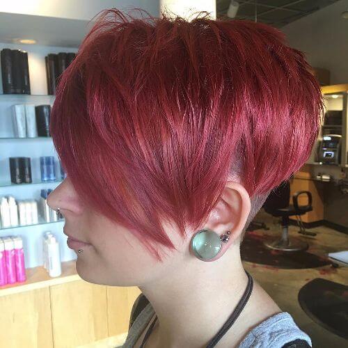 50 Vivid Burgundy Hair Color Ideas For This Fall Hair