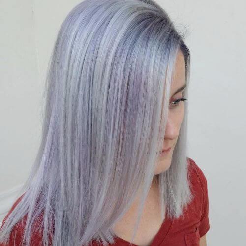 55 Amazing Lavender Hair Ideas Hair Motive Hair Motive