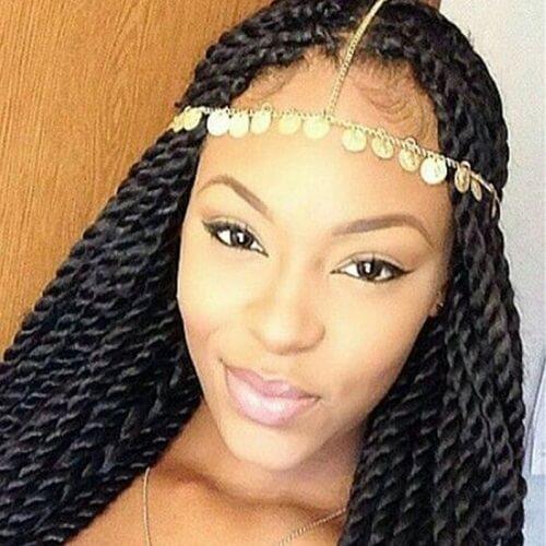 50 Sensational Senegalese Twist Styling Ideas Hair