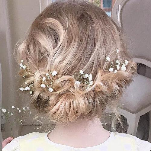 50 Delicate Bridesmaid Hairstyles Hair Motive Hair Motive