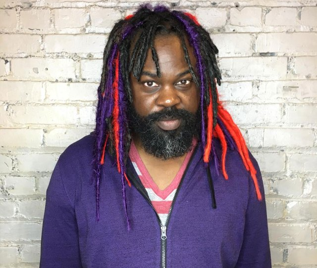 This Is Another Way To Try Out Dreads We Braid Synthetic Hair And Then Dread It When You Take Them Out Your Will Not Be Dreaded