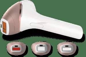 جهاز ليزر فيليبس الاصدار العاشر لازالة الشعر bri956