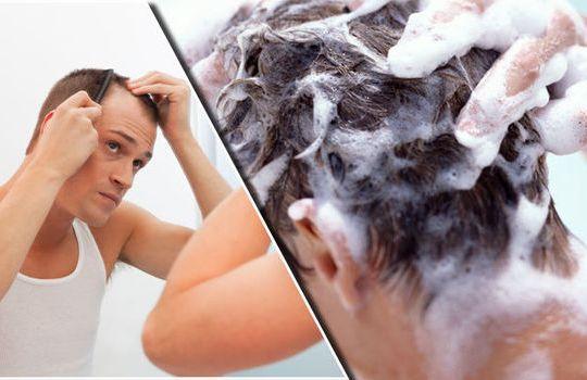 man-shampoing