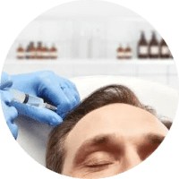 Hair Loss PRP-Therapy