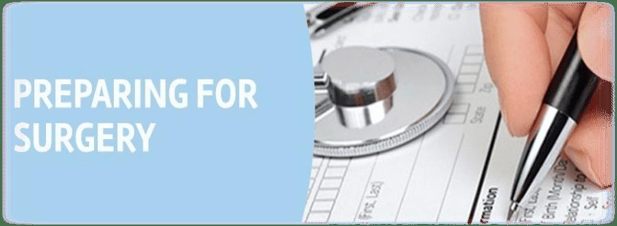 Pre Hair Transplant Check List