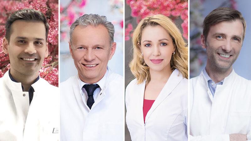 Hair transplant clinics in Germany Aesthetic Quartier Frankfurt