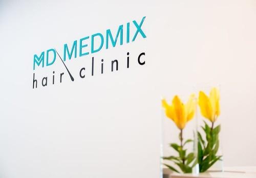 Hair transplant clini cin Poland MD MEDMIX clinic