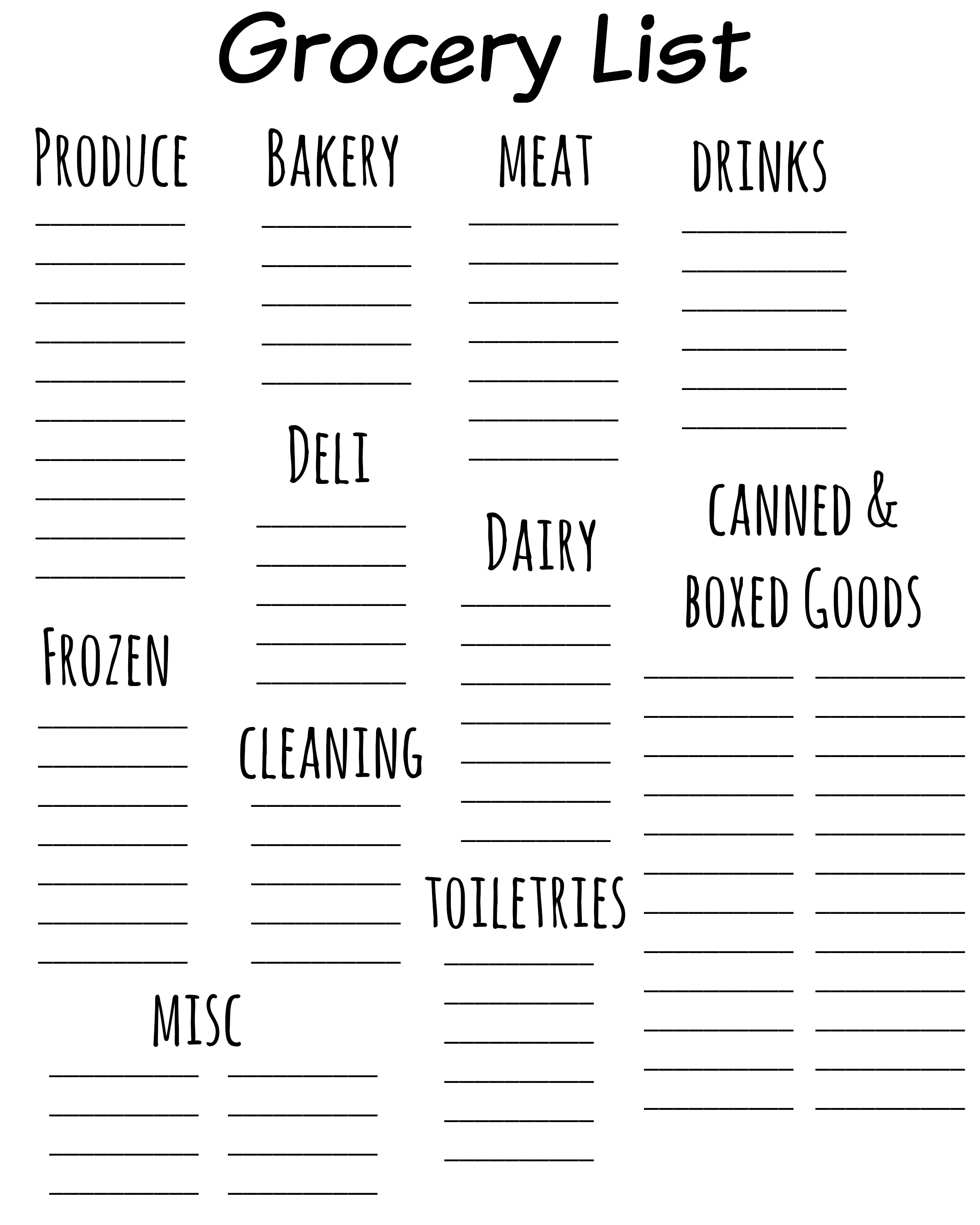 55 Healthy Weekly Meal Plan For College Students Strict