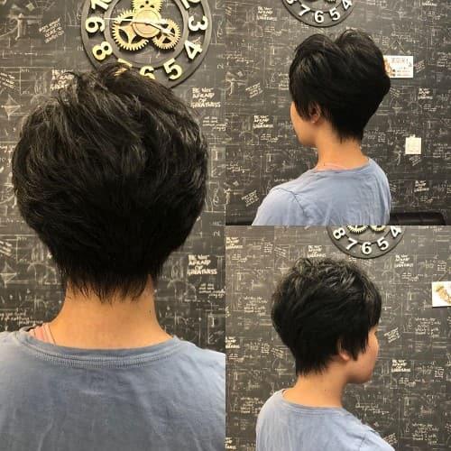 Low Maintenance Long Thick Haircuts 68