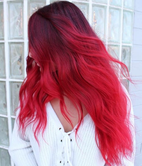 Black Plus Sharp Red