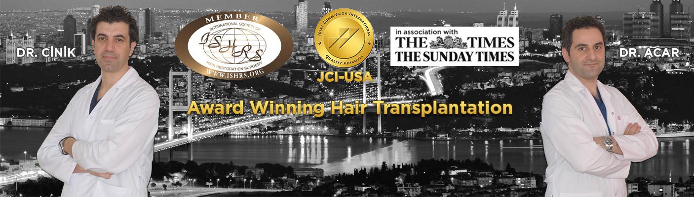 Cosmedica hair transplant Istanbul Turkey