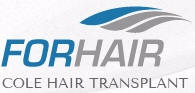 Dr. Cole hair clinic logo