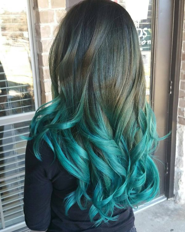 30 Black Ombre Hair Color Ideas That You Will Like