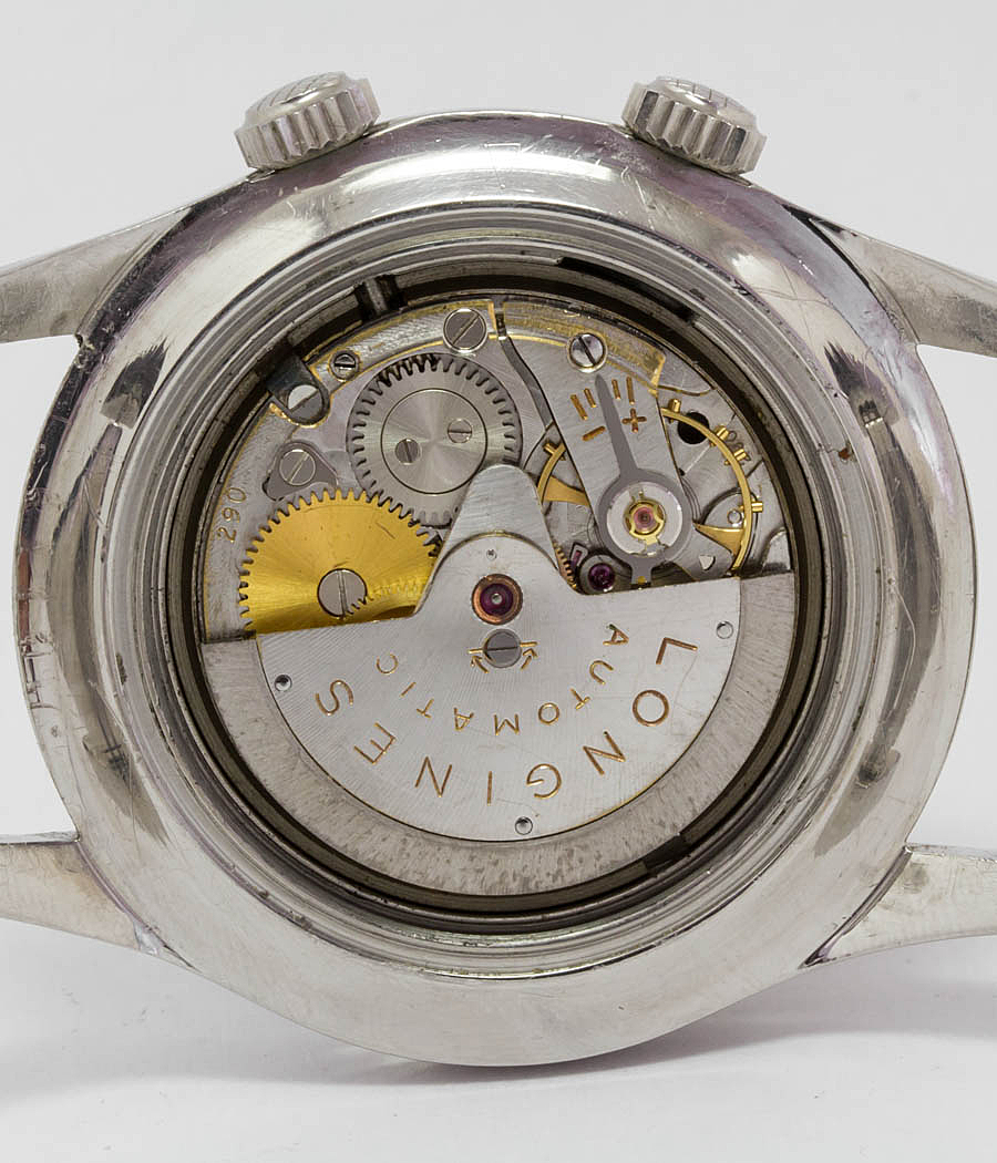 Longines 7150 Skin Diver Movement