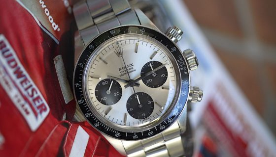 Rolex Daytona 6263 Big-Eye
