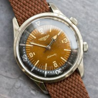 Tropical-As-They-Come Longines 7150 Skin Diver